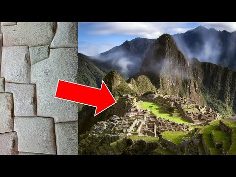 Machu Picchu - The Part They DON'T Teach in School - Lost Ancient Technology