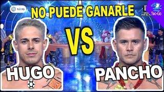 Pancho lo tiene de hijo a Hugo Garcia | Pancho Rodriguez vs ...