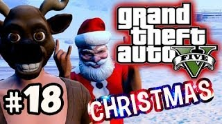 HAPPY HOLIDAYS! - Grand Theft Auto 5 CHRISTMAS ONLINE w/ Nova & Kevin Ep.18