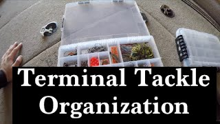 How to Organize Terminal Tackle