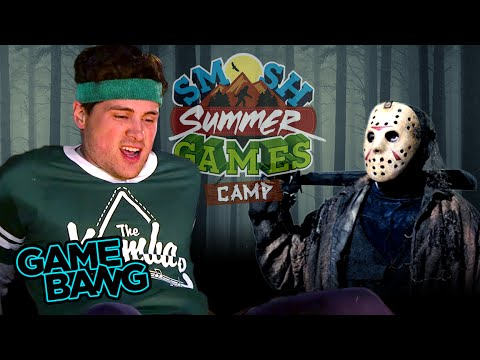 NETFLIX AND KILL (Smosh Summer Games)