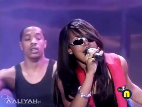 Aaliyah  e In A Milli   At All That 1997 Aaliyahpl