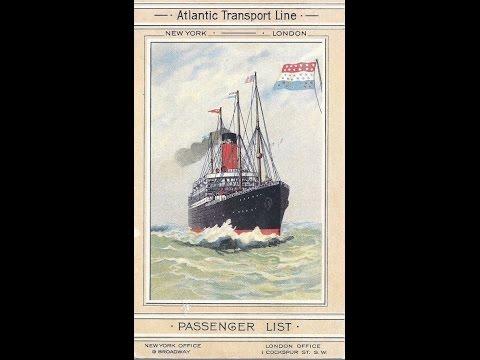 s.s. Minnehaha - Atlantic Transport Line - Castle perfect Trot