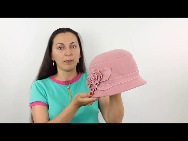 Шляпа, Климена Розовая