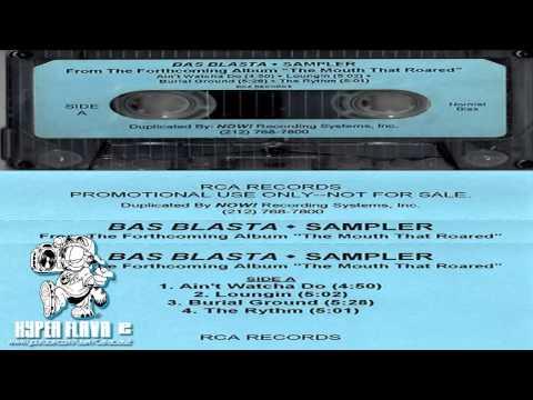 Bās Blasta ?- The Mouth That Roared (Full Cassette, Promo) (1994)