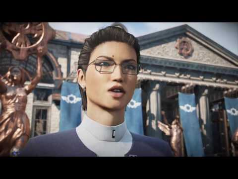 Gears of War 4 Gameplay   Prologue Story Hoffman The Legend