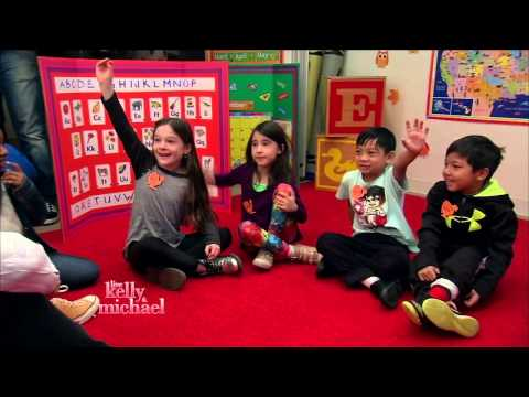 Russell Brand Gets a Thanksgiving Lesson from Kids