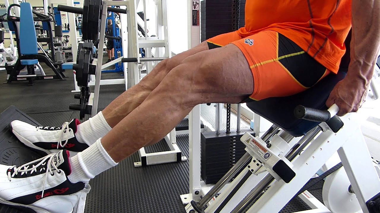 how to not get injured on leg press
