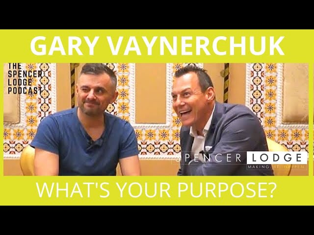 Gary Vaynerchuk Interview - What's Your Purpose In Life?
