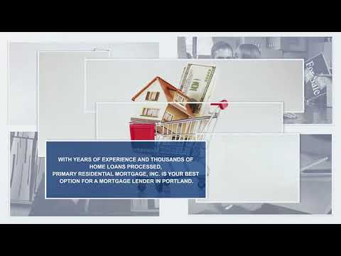 Portland's Leading Mortgage Brokers   Primary Residential Mortgage, Inc.