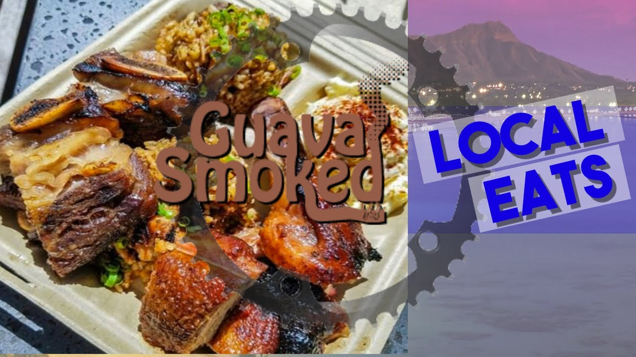 Peddle and Grind: Some of the best local restaurants on Oahu:  Guava Smoked