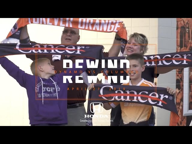 End Cancer Night | Dynamo Rewind