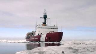 United States Ice Breaker Trying To Help Stranded Ships In Antarctica
