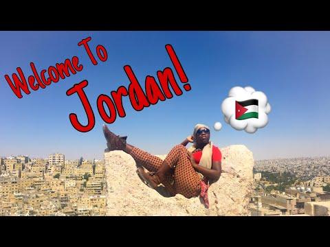Join Me In JORDAN! (First Travel Vlog)