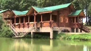 видео Загородный отдых, отдых на выходных, отдых на выходные
