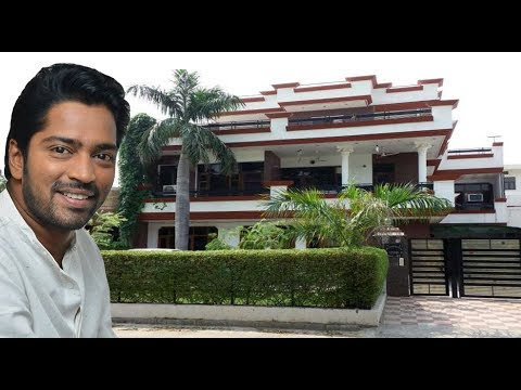 Allari Naresh Luxury Life | Net Worth | Salary | Cars | House | Business | Family | Biography