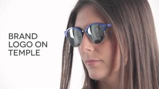 Ray Ban RB4246 Clubround Sunglasses Review | VisionDirectAU