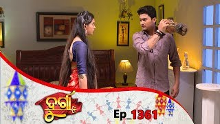 Durga | Full Ep 1361 | 18th Apr 2019 | Odia Serial - TarangTV