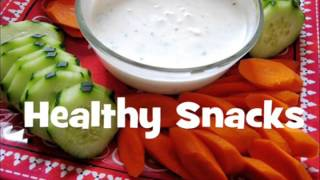Healthy Snack List You Can Enjoy - healthy snacks for weight loss