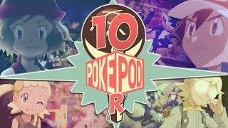 The PokePod R - Session 10  - (Classic) The Pokemon XY/Z Review!