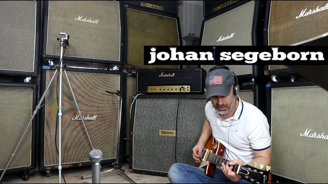 More Marshall Plexi With 28 (!) Speaker Cabinets   Comparison   YouTube