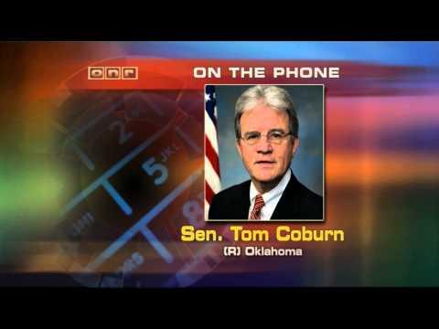 Newsmaker Interview: U.S. Senator Tom Coburn aired 9-27-13
