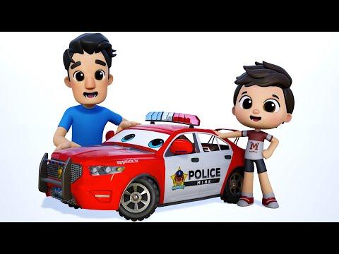 little-aaron-had-a-truck-|-fire-truck-song-|-school-bus-cartoon-#appmink-kids-song-&-nursery-rhymes