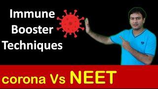 Boost Your Immune System Against Coronavirus || NEET 2020