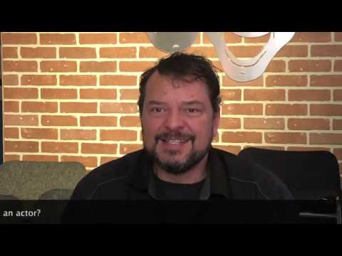 The Actor's Journey with Michele Partridge - Meet Greg Tunner