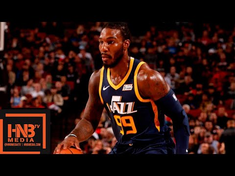 Utah Jazz vs Sacramento Kings 1st Half Highlights | 10.112018, NBA Preseason