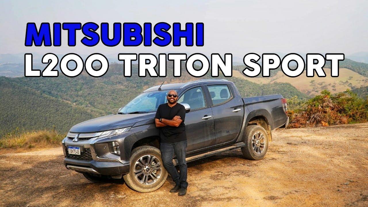 Nova Mitsubishi L200 Triton Sport aguenta o tranco?