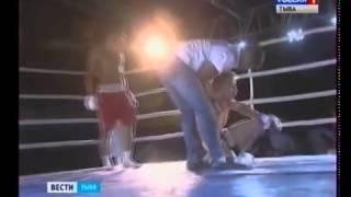 В столице Тувы состоялись соревнования по смешанным единоборствам ММА