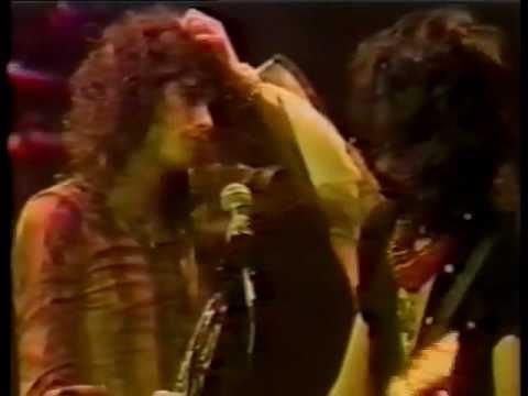 Aerosmith Live in Houston (1977) (full concert)