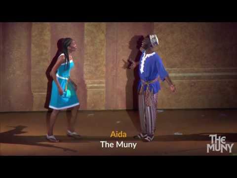 Aida At The Muny