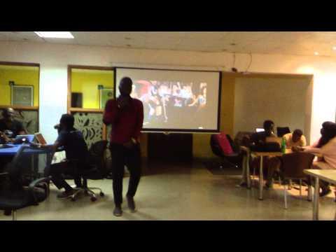 Co Creation Hub Nigeria Karaoke Day