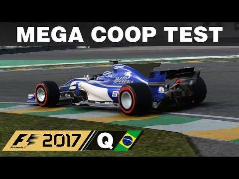 Vorbereitung ist alles - F1 2017 MEGA COOP Test #01 (Q)