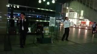 SunSet Swishからswishに改名され10年ぶりに浜松で路上ライブ開催‼  浜...