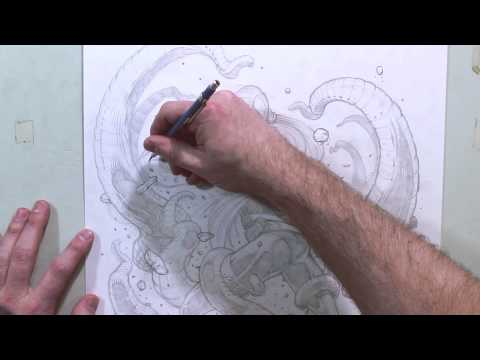 This is Dirty: From Sketch to Vector Video Tutorial Preview by William Beachy