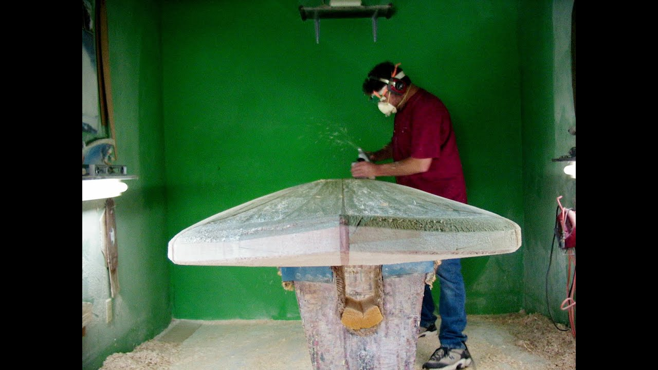 How To Make A Balsa Wood Surfboard