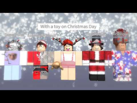 Roblox All I Want for Christmas | Mariah Carey | Roblox Music Video HD