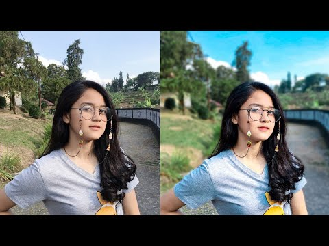 how to edit cool black and blue photos using lightroomCc || the latest 2020 from YouTube · Duration:  5 minutes 20 seconds
