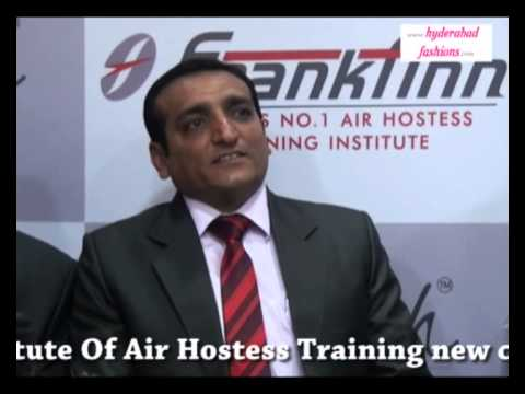 Frankfinn Institute Of Air Hostess Training new centres inauguration Speech Video