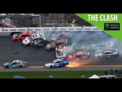Monster Energy NASCAR Cup Series - Full Race - Advance Auto Parts Clash