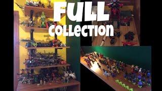 MY ENTIRE LEGO NINJAGO COLLECTION!