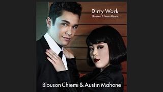 『Dirty Work Blouson Chiemi Remix』ブルゾンちえみ&オースティン・マホーン フル 歌詞付き