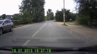 Наслаждение(Приятно прокатиться по пустой дороге с приличной скоростью :) На прямых участках - до 90 км/час 1:00 - скорость..., 2013-07-20T13:35:49.000Z)