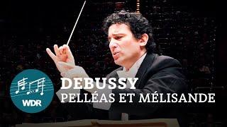 """Claude Debussy - """"Pelléas et Mélisande"""" (Suite)   WDR Klassik"""