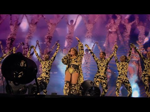 Beyoncé and Jay-Z - Apeshit Tour Farewell On The Run 2 Seattle, Washington10/2/2018