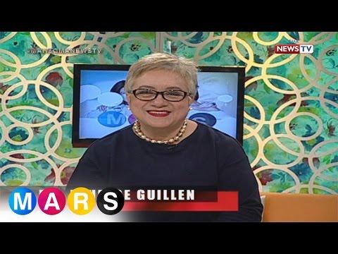Mars: Direktor ng 'Ika-6 na Utos' na si Ms. Laurice Guillen, bumisita sa 'Mars'