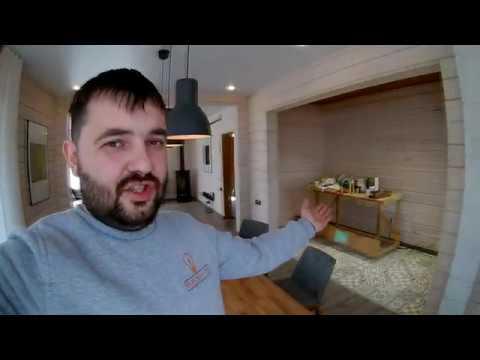 Электрика в доме из бруса смотреть видео онлайн